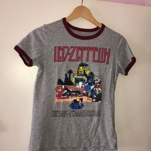 "Led Zeppelin ""The Song Remains the Same"" Tee"